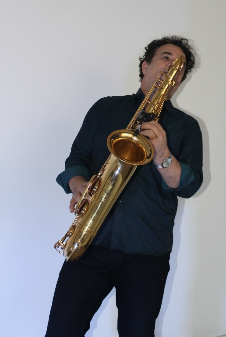 Celso Soares, saxofonista